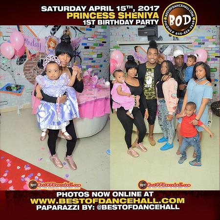 4-15-2017-BRONX-Princess Sheniya 1st Birthday