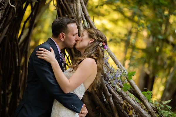 Jessica and Stephen Wedding @ Private Residence in Santa Cruz