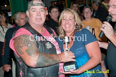 Quaker Steak - Clearwater, Florida----  Bike Night  --Aprir 25, 2012