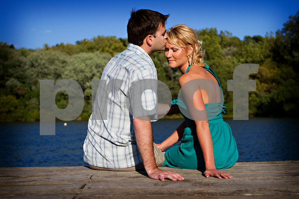 Heather & Dominick - Engagement Session