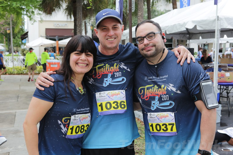 2017 South Miami Hospital Twilight 5K