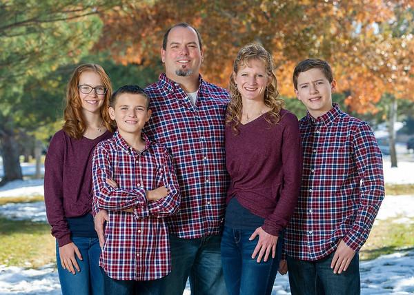 Fitzpatrick Family 2019