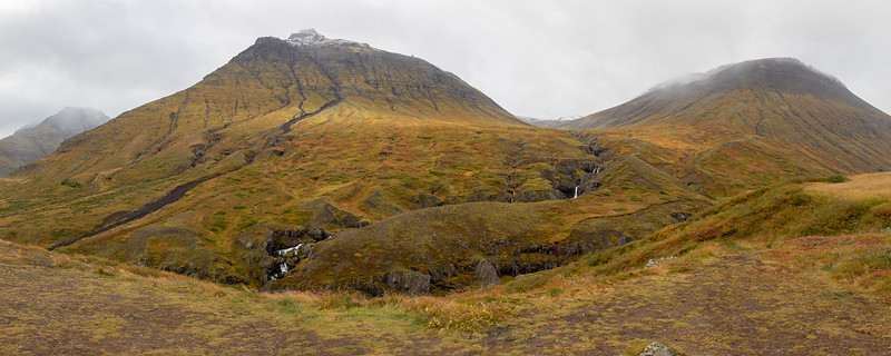 on the road - East Iceland