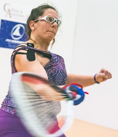 2015-08-15 Women's Singles - Women's A/B Vicki Hopkins over Kristan Lansbery