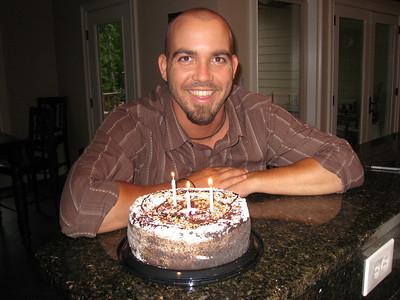 Nic's Birthday - 2008