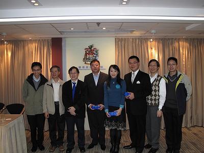 20090106 - 香港工程師學會講座