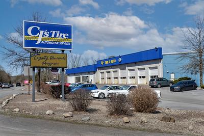 CJ Tires