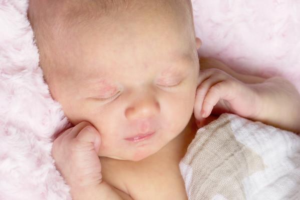 Skylar ~ Newborn