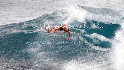 Surfing - Honolua Bay, Maui 2009