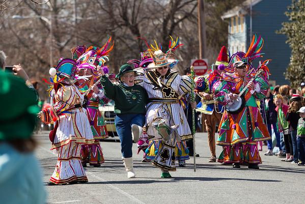 Chesapeake City's 2014 St. Patrick's Day Parade