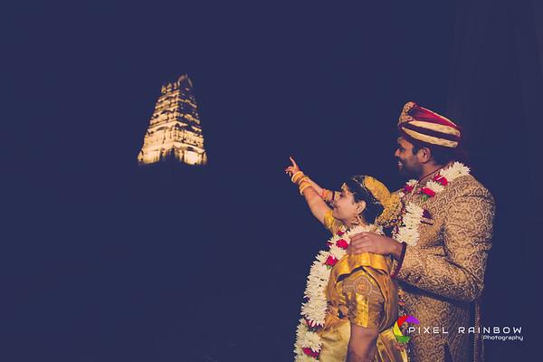 Sindhu+Praveen-Wedding