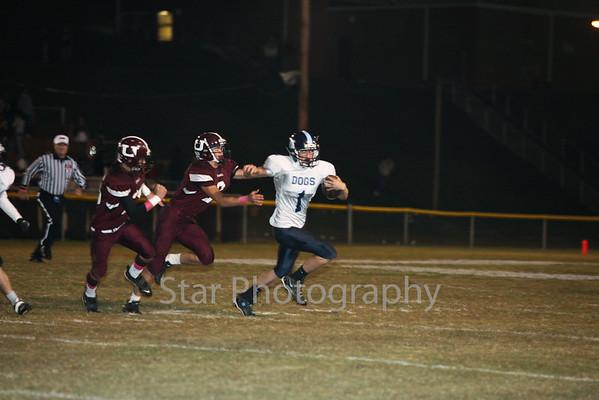 Hampton at Unaka Football 10-15-10