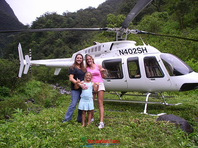 Kilauea Volcano Tour From Oahu - Makani Kai Helicopters
