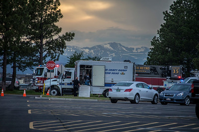 Centennial Airport Suspicious Package Incident
