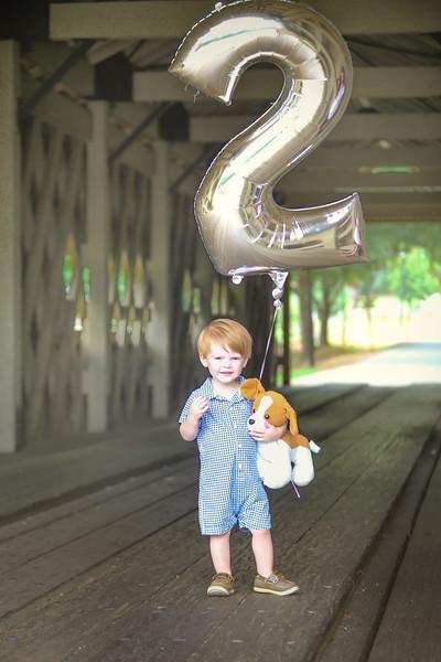 Bennet turns 2