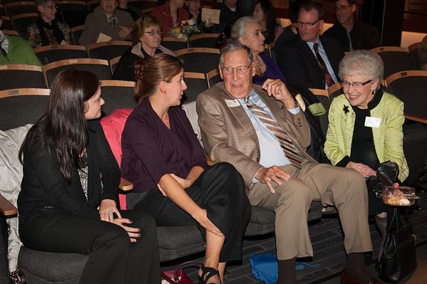 10/17/13 Honorary Music Degree Presented to Edward Klein