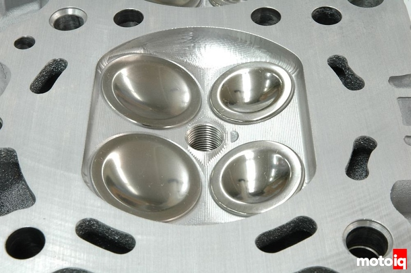 cosworth cnc heads