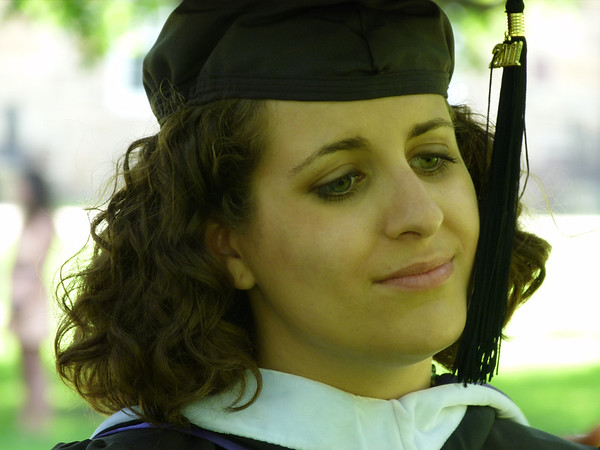Andrea Newman's Excellent Graduation