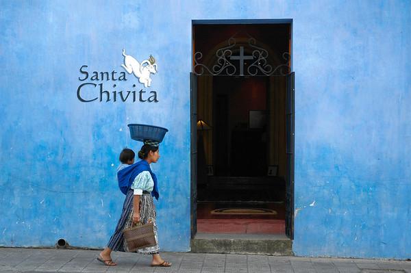 Guatemala & Costa Rica: People