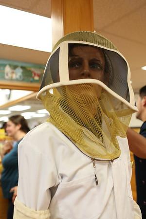 Beekeeping Building