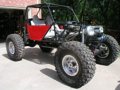 Bash  Buggy 2006-2007-Sold
