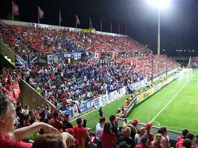 Asian Cup Final Adelaide City Vs Gamba Osaka