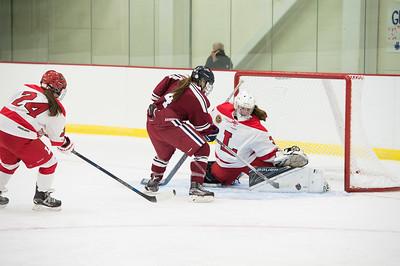 12/2/17: Girls' Varsity Hockey v Lawrenceville