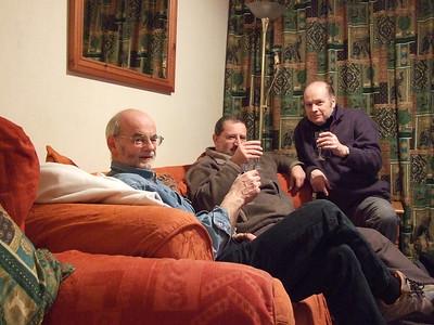 Ffestiniog December 2007