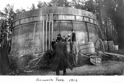Warren Ave Water Pumping Station