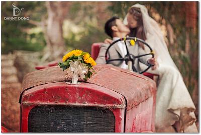 Zoey & Renjie Wedding