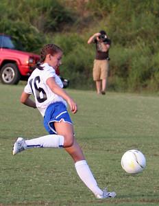 Shorter College Soccer 2006
