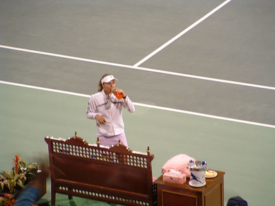 Qatar Open Women's Tennis - March, 2006