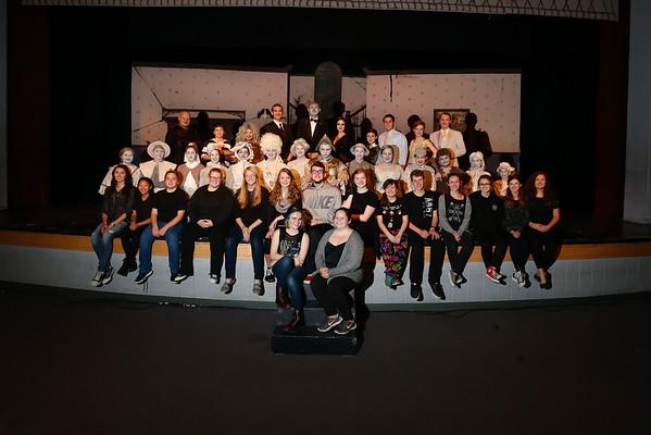 BHS Senior Class Play - Addams Family