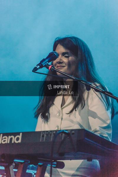 Tess Roby at The Danforth Music Hall - Toronto, ON | 05.27.2019