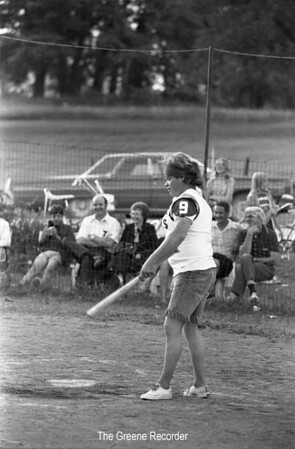 1973 Baseball and Softball