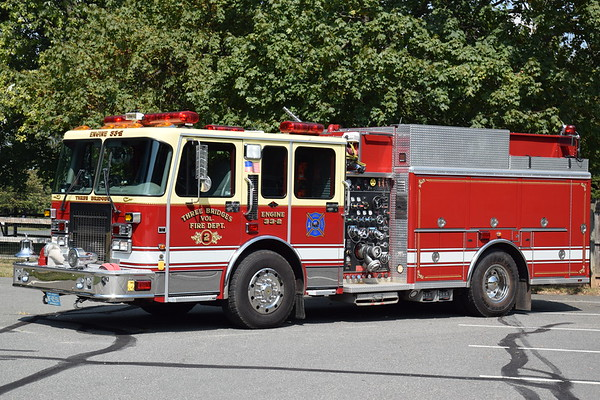 Three Bridges Fire Company-Readington Twp