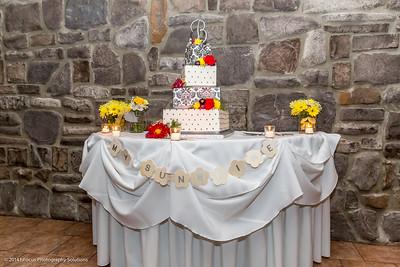 Mr. and Mrs Bennett 2014 Wedding