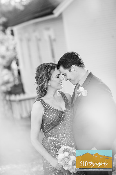 Emily+Mike ~ Cambria Wedding