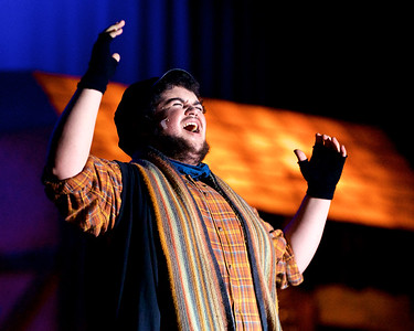 """NBHS """"Fiddler on the Roof"""" Performance Photos - Gallery #3"""
