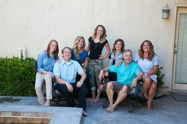 Evans Family 2014