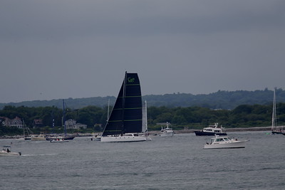Newport To Bermuda Race  06-15-18