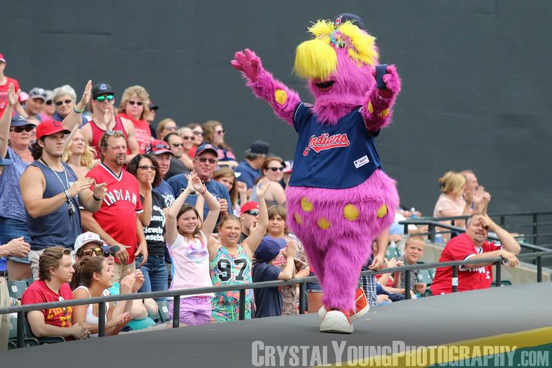 Cleveland Indians Progressive Field June 11, 2015