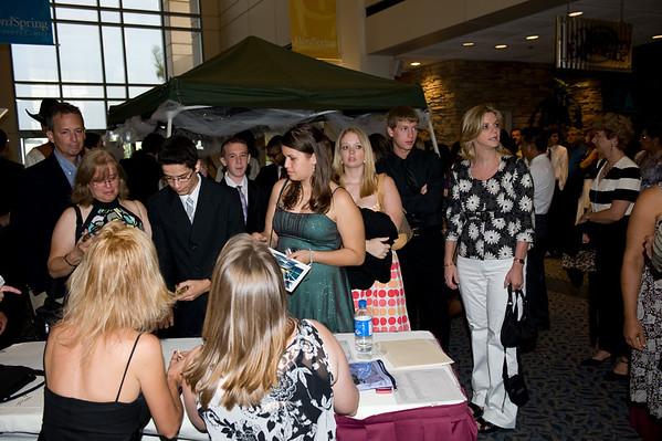 Timber Creek Regiment Awards Banquet