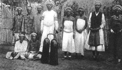 1928 -Mwata Jamwo Kauma Rei da Lunda