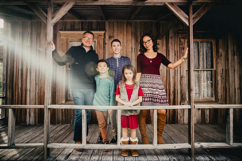 Yip/Atkinson Family