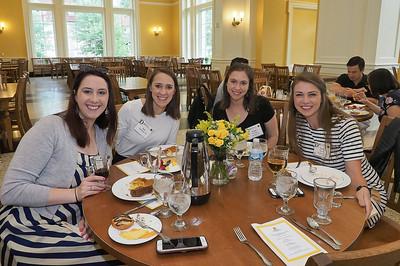 Alumni Reunion Weekend - Washington C. DePauw Societies Breakfast - June 8, 2019