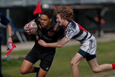 SPX Rugby 2019 V vs Westlake