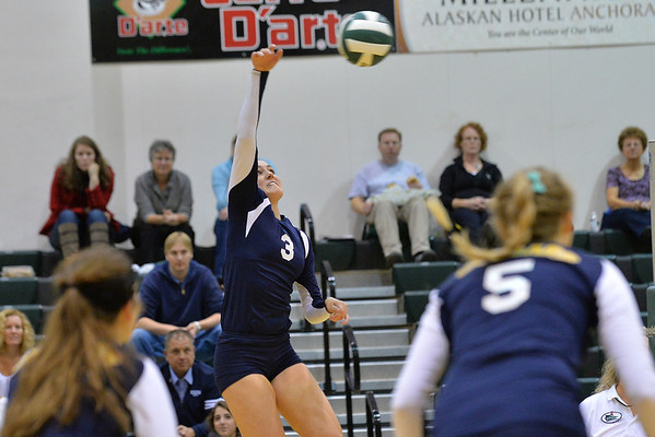 Colorado Christian College Volleyball