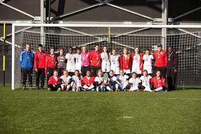 Hawks Girls Soccer '13