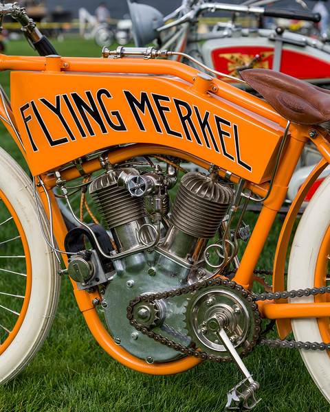 Vintage Motorcycle Festival at LeMay Museum